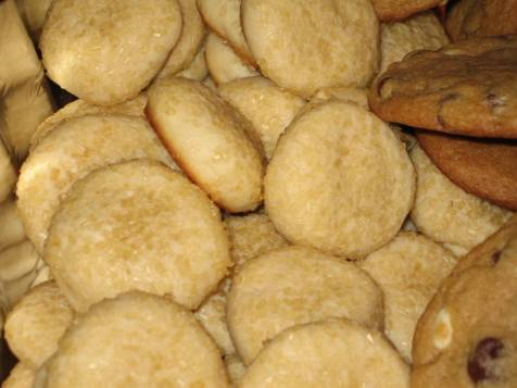 Chocolate Chip and CC Sugar Cookies 005
