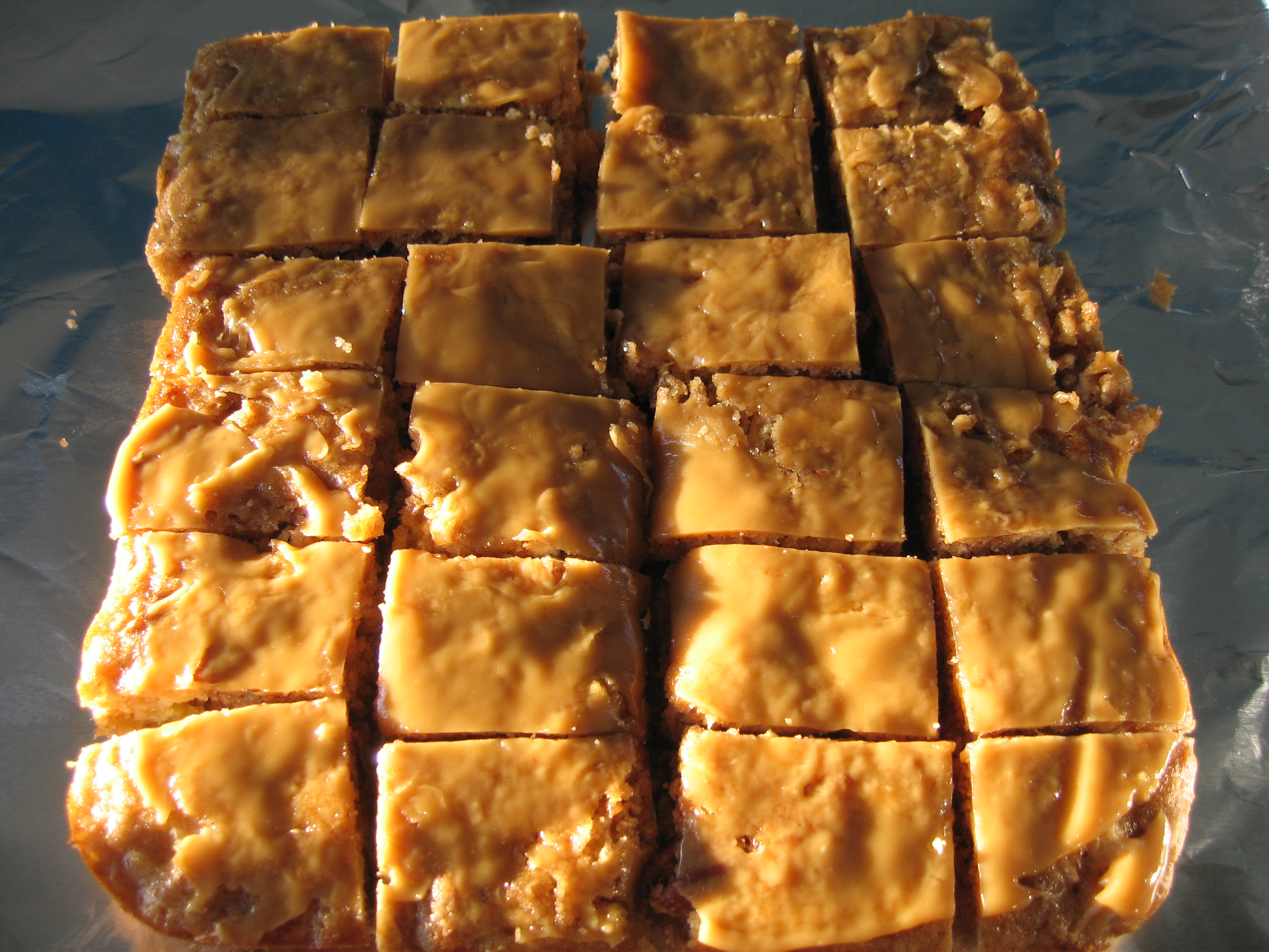 Apple Spice Bars 011