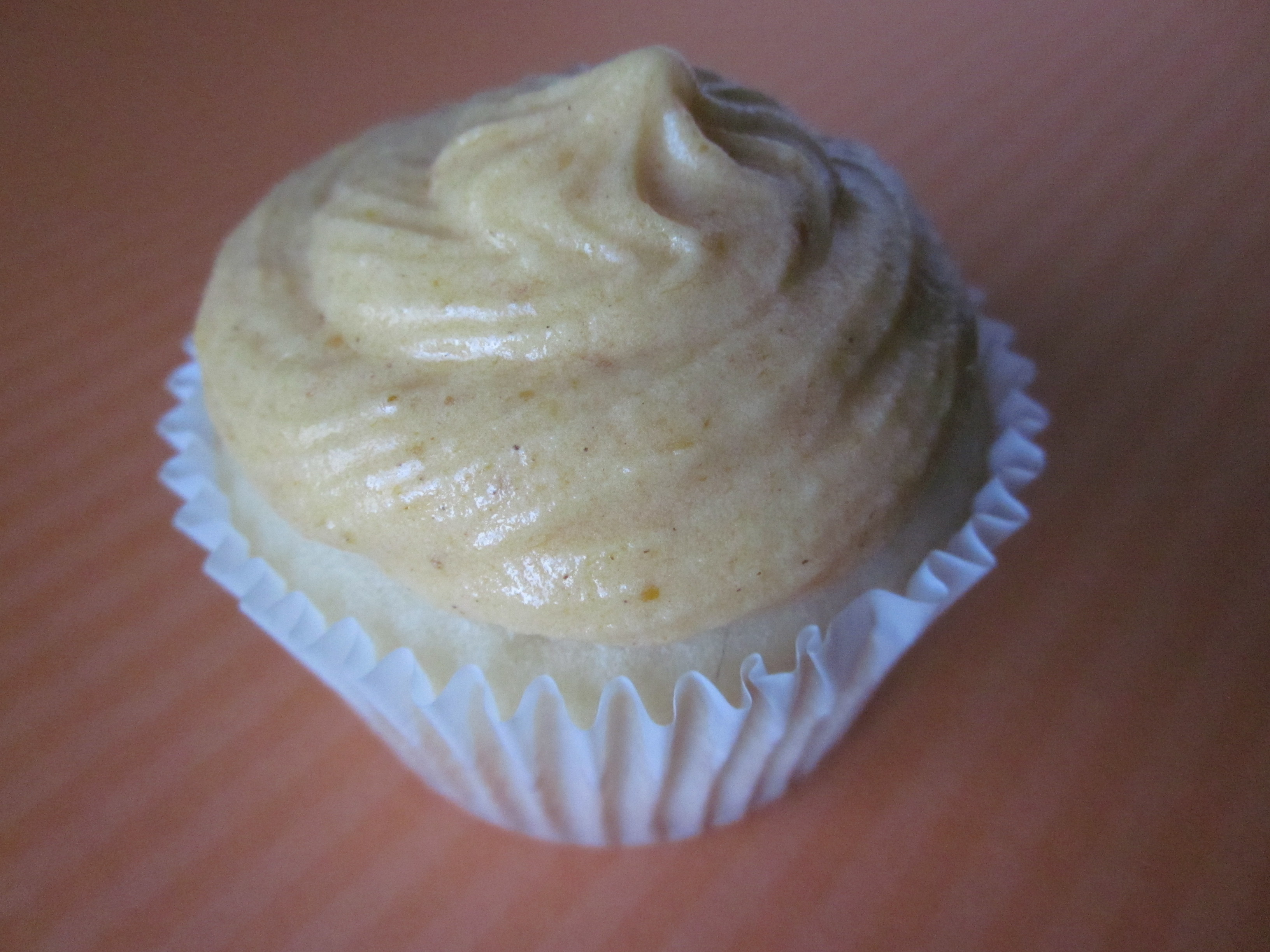 Pumpkin Cheesecake Frosting
