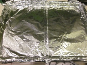 Foil fold 1